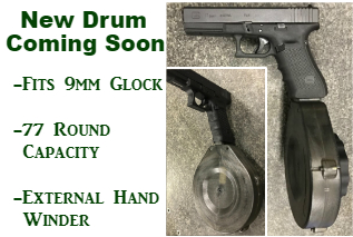New 9mm Drum-Coming Soon