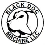 Black Dog Machine Logo