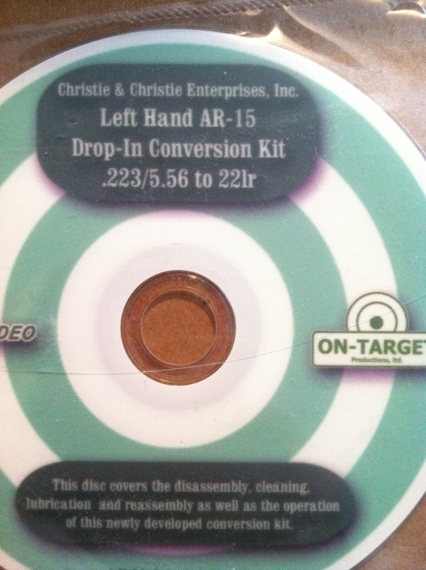Grease Gun Tips >> ar15.22 drop in left handed conversion kit
